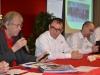 Daniel Mangeas, Richard Vivien et Arnaud Anquetil