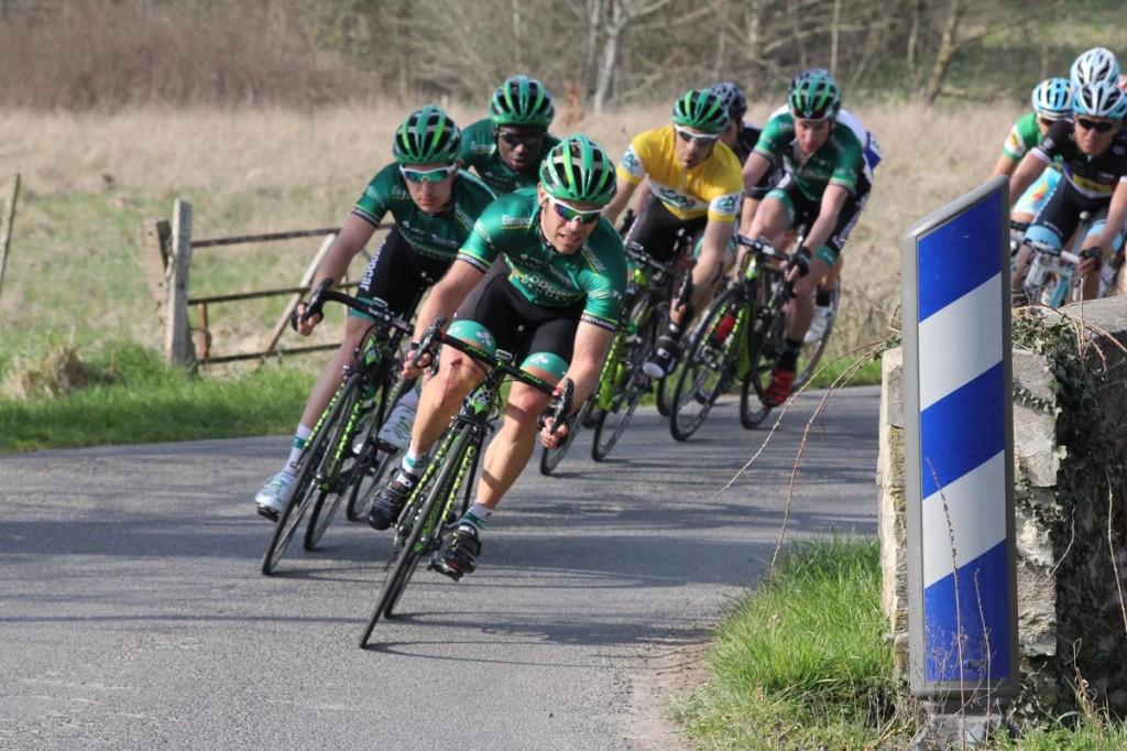 Le Team Europcar sera au départ du Tour de Normandie le 18 mars prochain