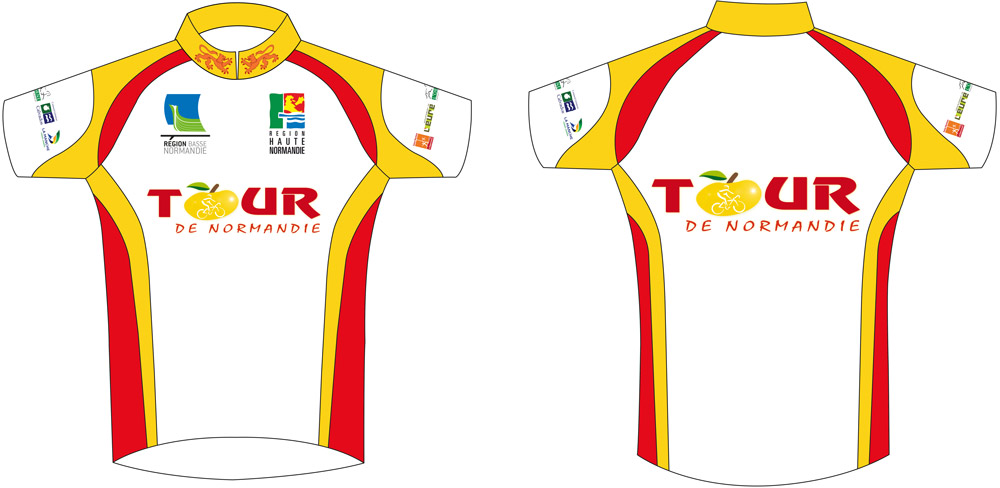 maillot-officiel-tour-de-normandie-cycliste
