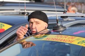 Arnaud Anquetil, organisateur du Tour de Normandie cycliste