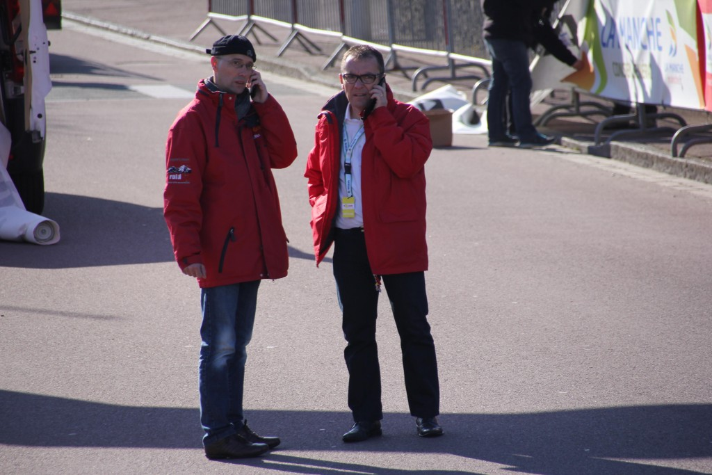 Une vigilance à chaque instant de la semaine de course pour Arnaud Anquetil et Richard Vivien