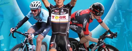 Tour de Normandie 2016 - Affiche
