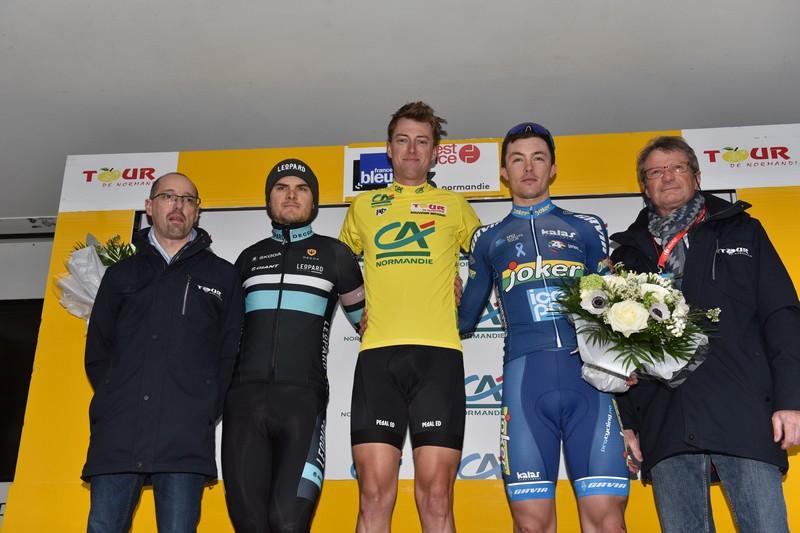 Etape 7 – Thomas Stewart vainqueur du Tour de Normandie 2018