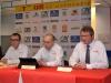 Richard Vivien, Arnaud Anquetil et Jean-Noël Colin