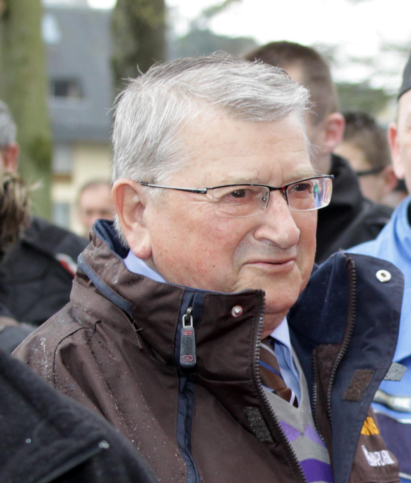 Décès de Raymond-Marcel Anquetil